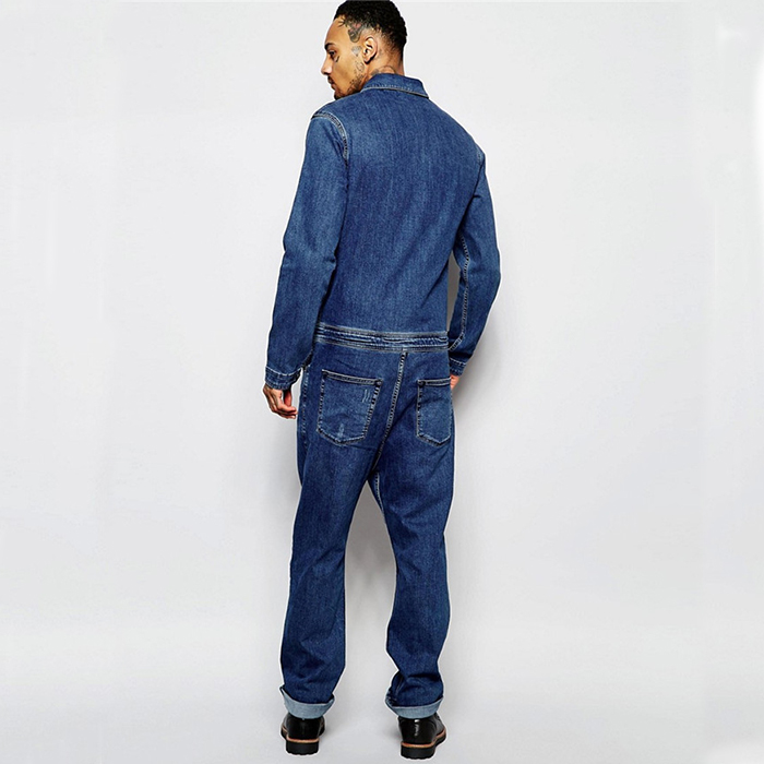 Jeans Blue Motorcycle Jean Overalls