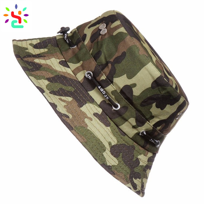 ... Soft canvas fishing hat custom bucket hats men fisherman hat camo  boonie hats and caps wholesale ... d0886d3483a