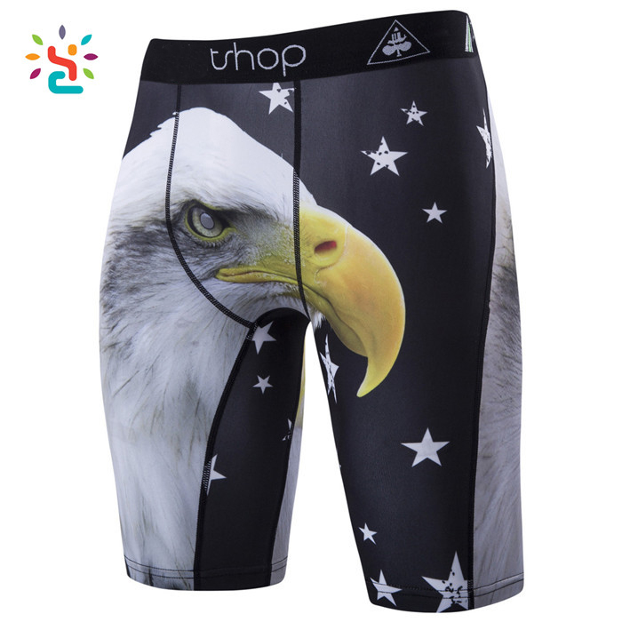 3d Printing Shorts Plain Walking Compression Gym Tag Shorts Men Casual Linen Solid Long Pants Custom Size