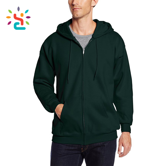 Custom varsity jackets men Pullover hoody coat printed hoodies with zip