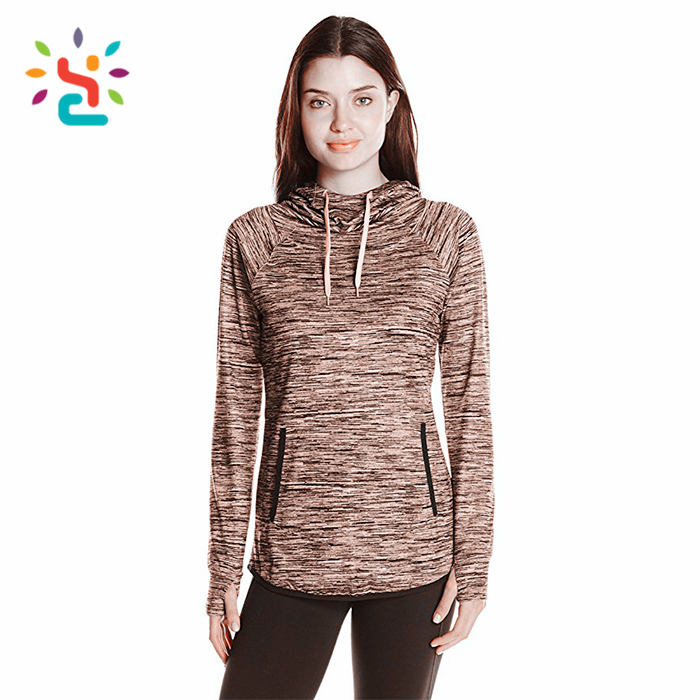 Plus size women clothing 4xl 5xl 6xl custom drop tail streetwear hoodie tops with thumb hole