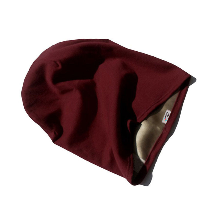 Beanie Satin Lined Cap Blank Beanies Spandex Rayon Hat Slouchy Beanie Wholesale