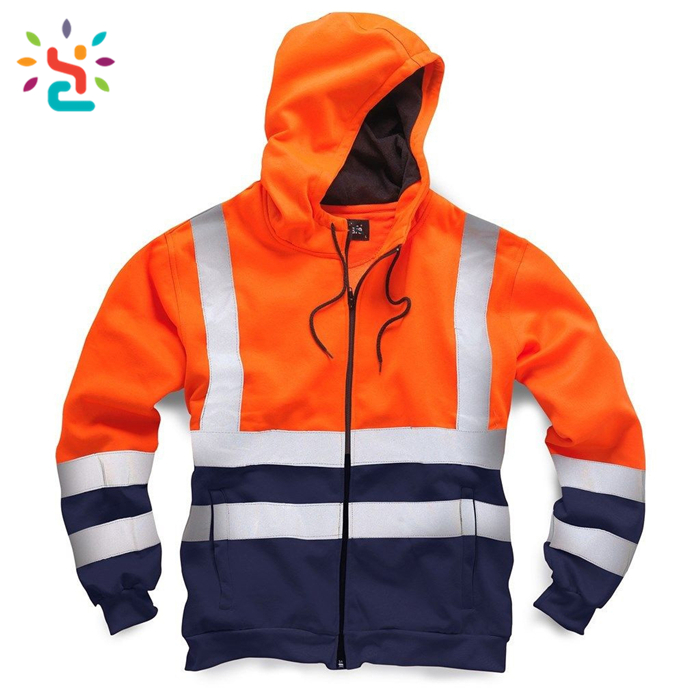 Jacket Men Reflective,Class 3 Reflective Jackets,Sweatshirt For Men,fresh yoga,new apparel